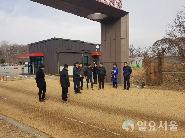 DMZ Tour Paju, Quarantine spot checks carried out for resumption